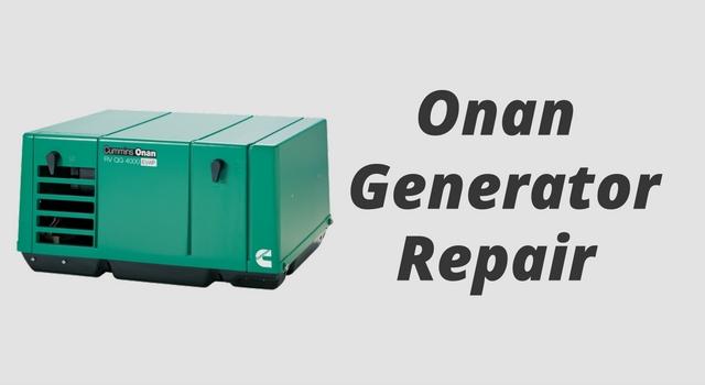 cummins onan generator service manual