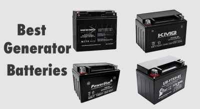 Best Generator Batteries (Reviews and Guide)