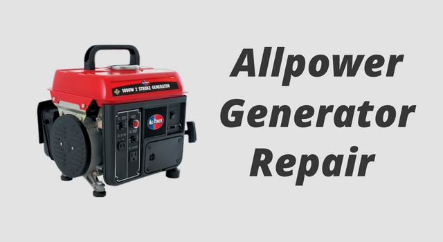 allpower-generator-repair
