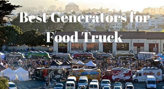 best-generators-for-food-truck