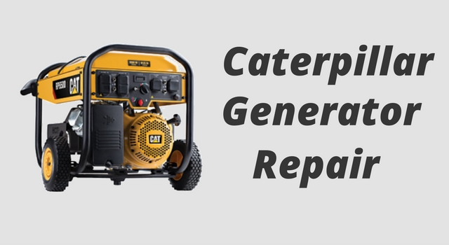 caterpillar-generator-repair