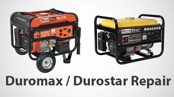 duromax-durostar-generator-repair