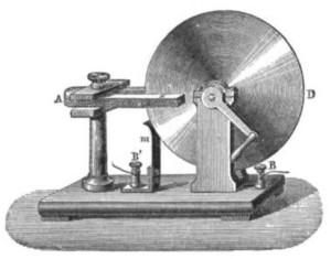 faraday-disk-generator