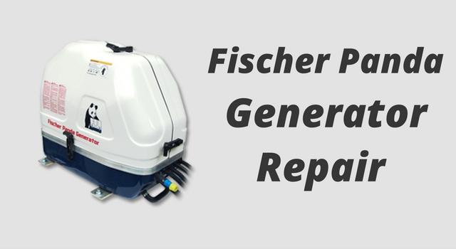 fischer-panda-generator-repair
