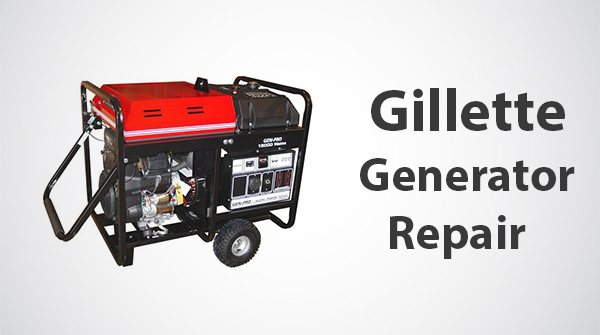 gillette-generator-repair