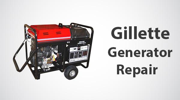 gillette-generator-repair