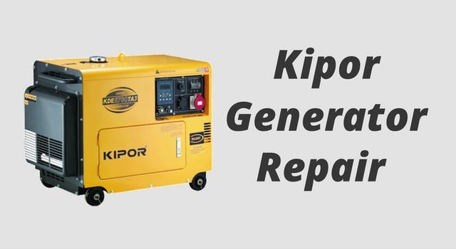 kipor-generator-repair