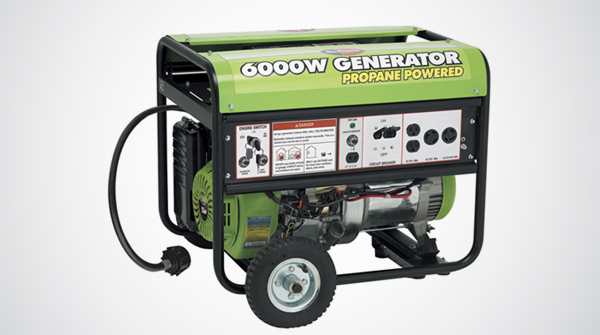 propane-power-generator