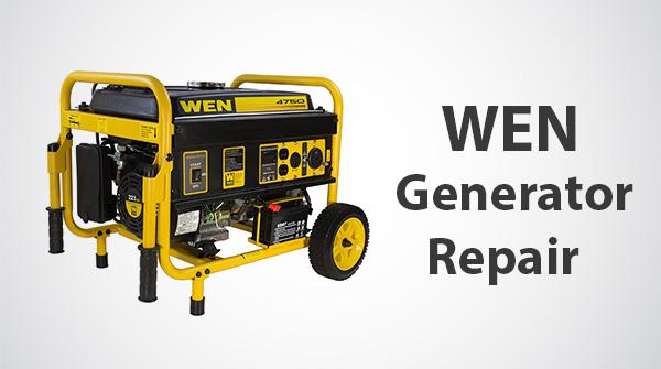 wen-generator-repair