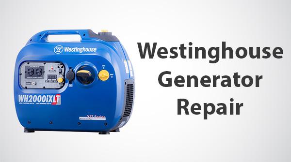 westinghouse-generator-repair
