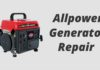 Allpower Generator Repair