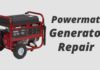 Coleman Powermate Generator Repair