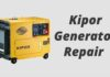 Kipor Generator Repair