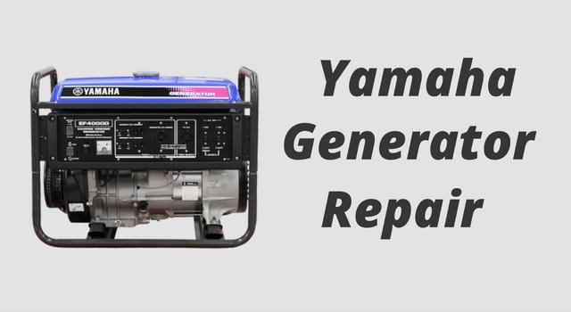 yamaha-generator-repair